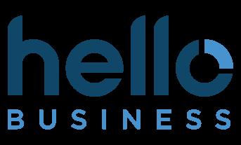 Hello Business Logo